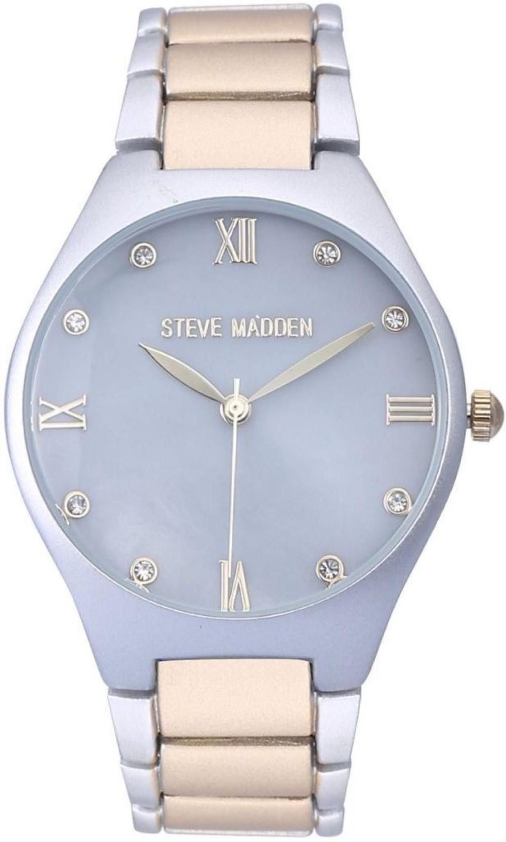 ae1f3d5a9ed Steve Madden SMW070Q-M1 Watch - For Women - Buy Steve Madden SMW070Q ...