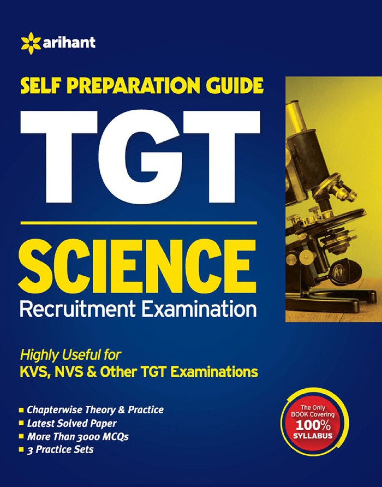 TGT Self Preparation Guide SCIENCE Recruitment Examination. ADD TO CART