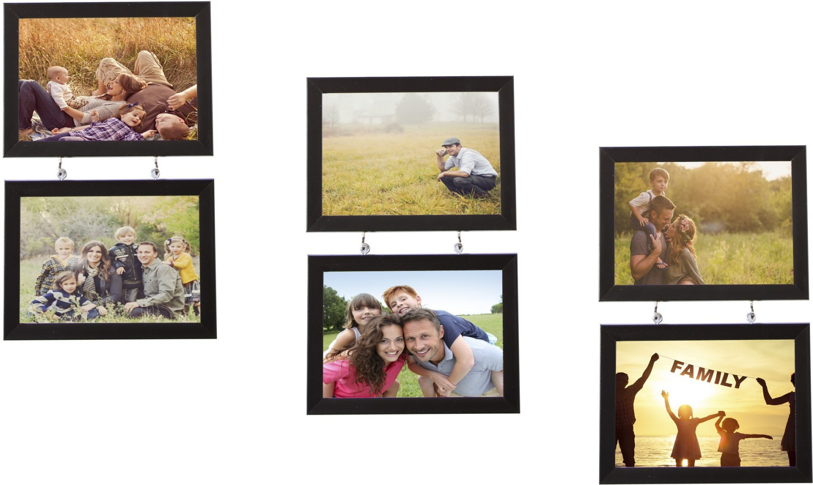 eb4571ea29ee RR FRIENDS Wood Photo Frame Price in India - Buy RR FRIENDS Wood ...