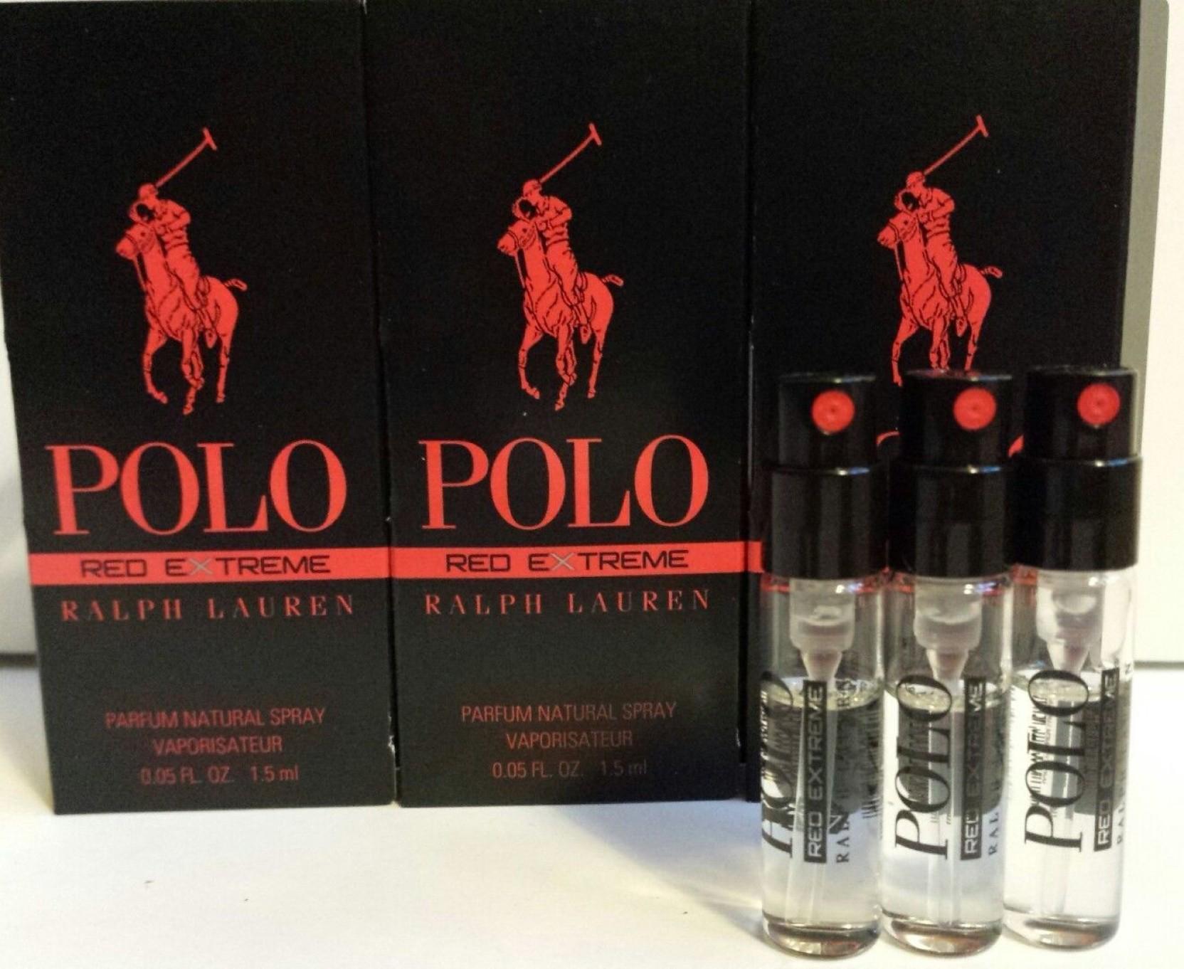 500632afd Buy Ralph Lauren Polo Red Extreme Eau de Parfum - 1.5 ml Online In ...