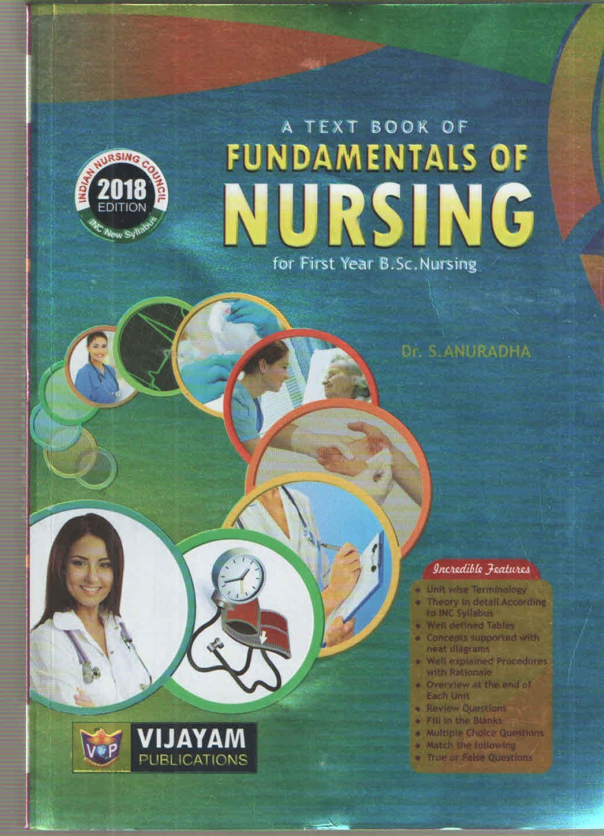 Text Book of Fundamental of Nursing (Bsc): Buy Text Book of