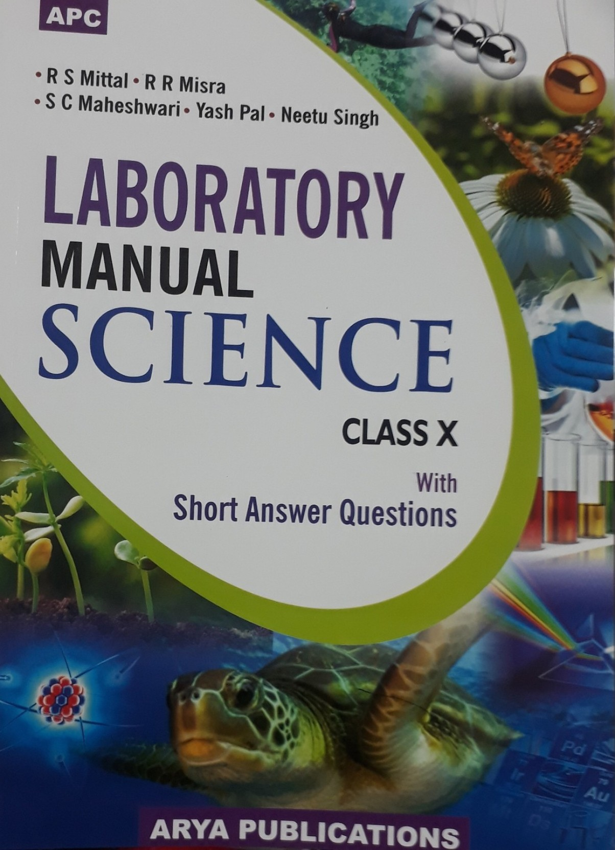 LABORATORY MANUAL SCIENCE CLASS X. ADD TO CART