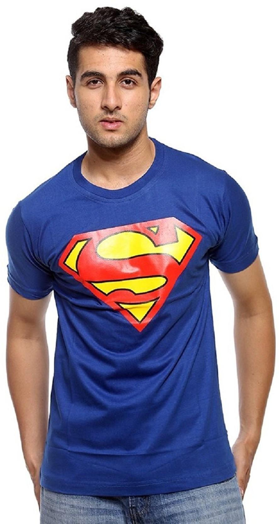 ce7f16ad Buy Superman T Shirts Online - DREAMWORKS