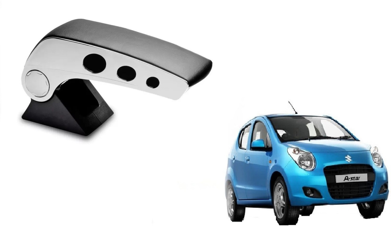Auto Car Winner A-Star Car Armrest Price in India - Buy Auto