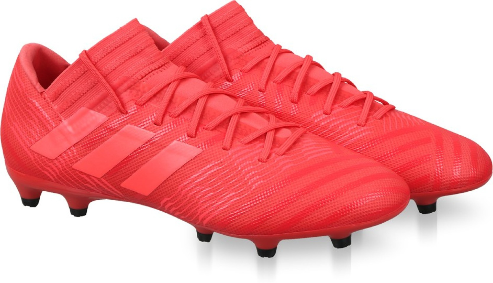 89e58d4b8183 ADIDAS NEMEZIZ 17.3 FG Football Shoes For Men - Buy REACOR REDZES ...