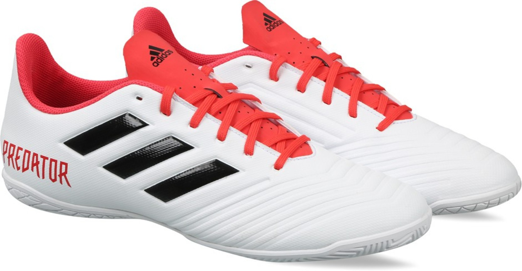 17566d20f4f ADIDAS PREDATOR TANGO 18.4 IN Football Shoes For Men - Buy CBLACK ...