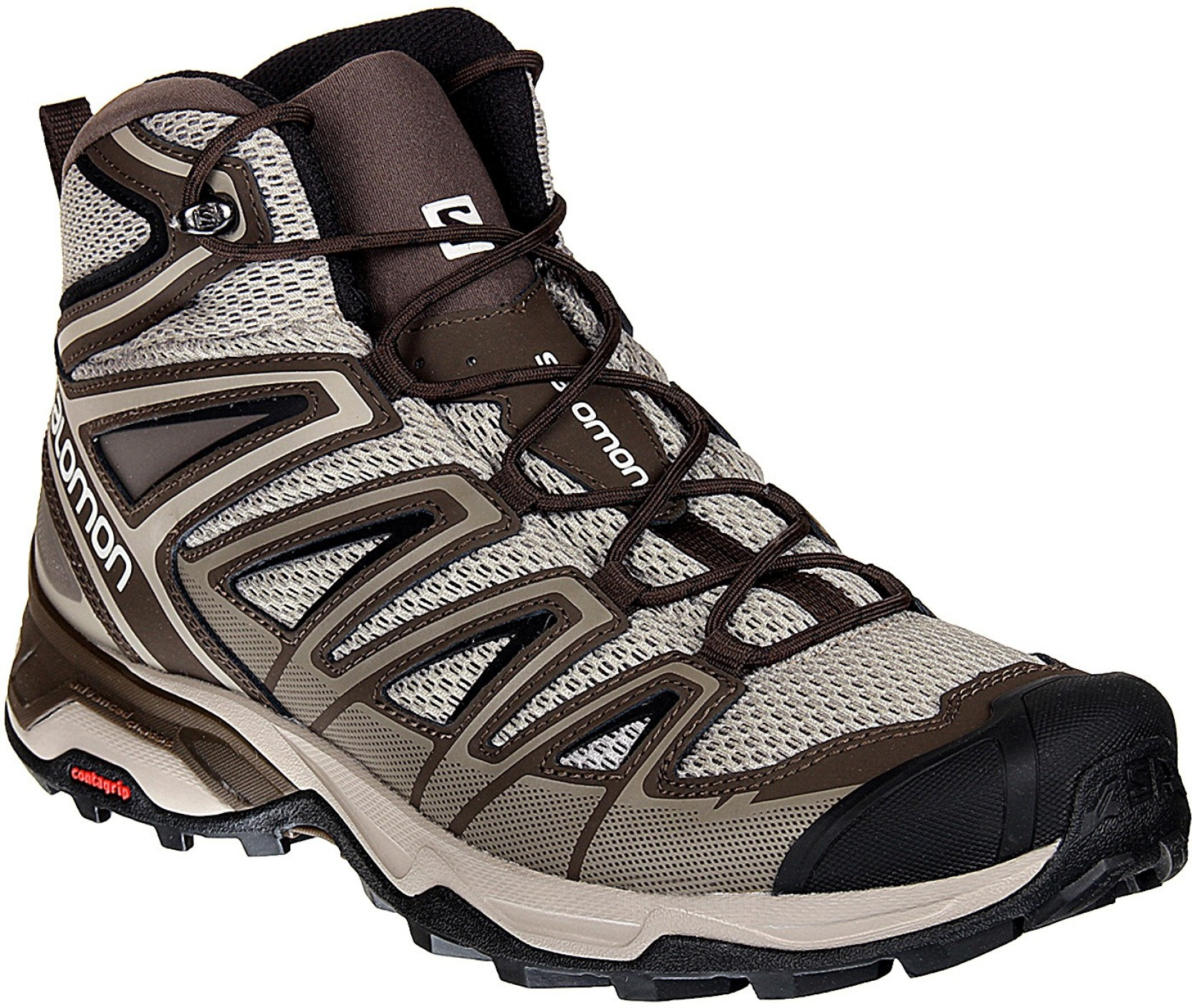 cheap for discount 3f5ac dd70a Salomon X Ultra Mid 3 Aero Running Shoes For Men