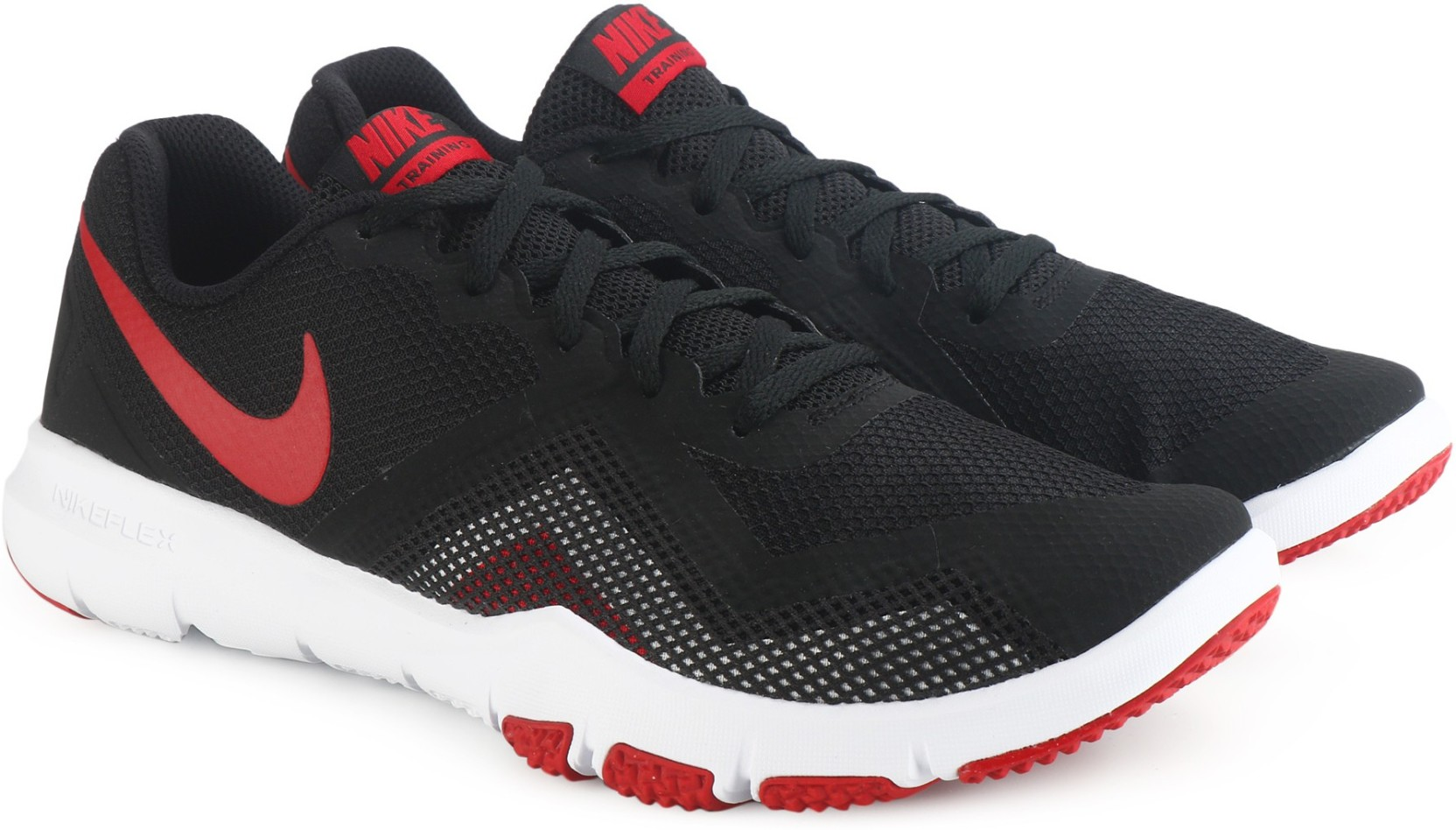 Nike Flex Control Ii Training Shoes For Men Buy Black Gym Red Add To Cart 9d6e4a5cc