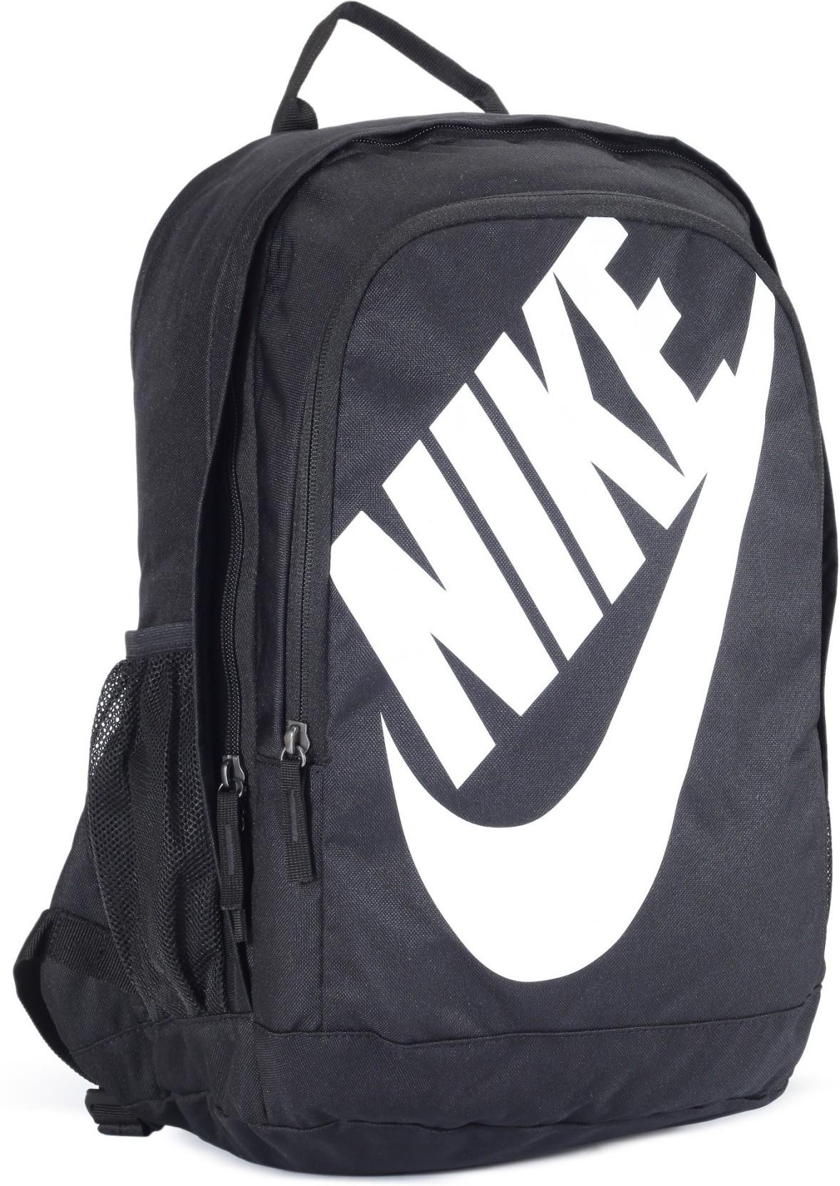 Nike NK Hayward Futura - Solid 25 L Backpack (Black) 7b510caca6d43