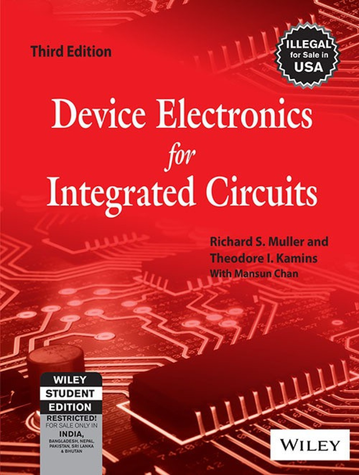 Device Electronics For Integrated Circuits 3rd Ed Edition Buy Logic Circuit Of Copy Machine Digital Life Learns Us Add To Cart