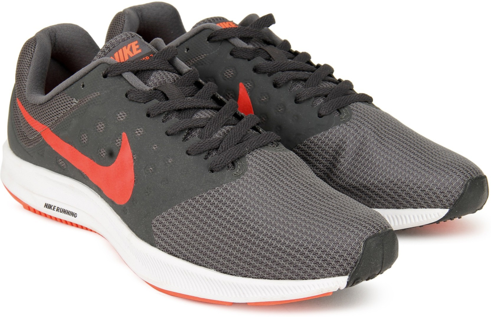 bc94db77791c Nike DOWNSHIFTER 7 Running Shoes For Men - Buy DARK GREY TOTAL ...