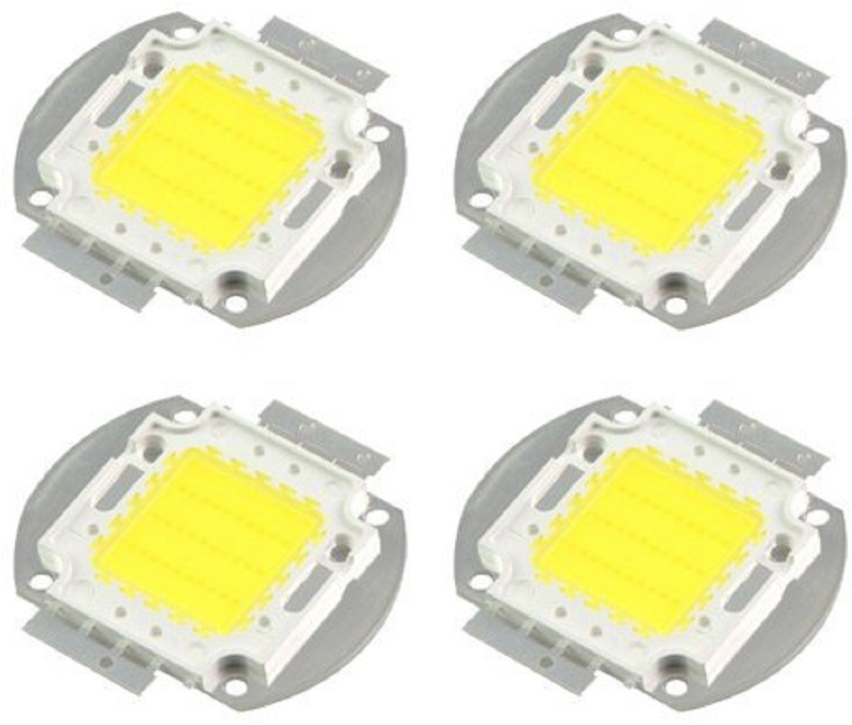 Techwiz 4 Pics 20w White High Power Led Smd Bead Chips Bulb Light Home Hobby Police Car Lights With Leds Add To Cart