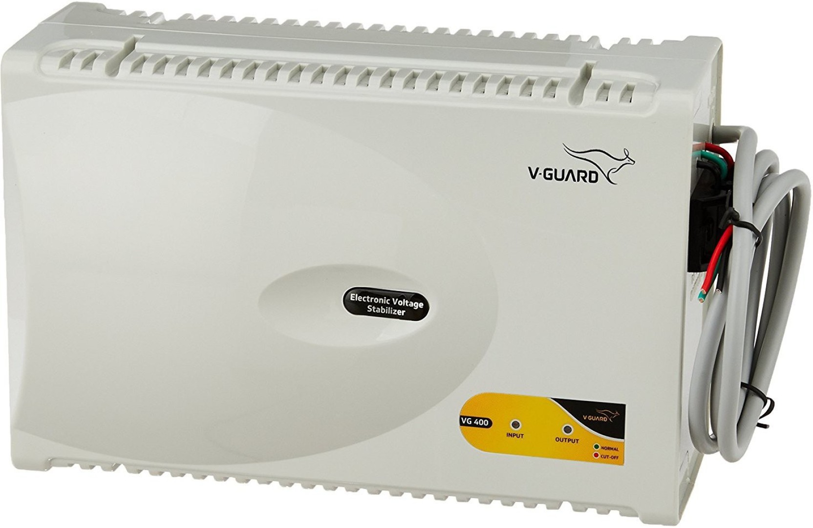 V Guard Vg 400 For 15 Ton Ac 170v To 270v Voltage Stabilizer Camera Wiring Diagram Furthermore Security On Add Cart