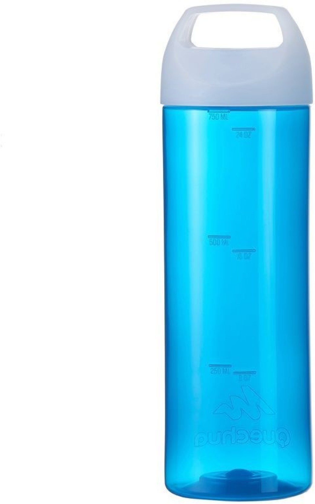 d0b4dda5eb Decathlon A simple and lightweight flask with a one turn screw top 750 ml  Bottle (Pack of 1