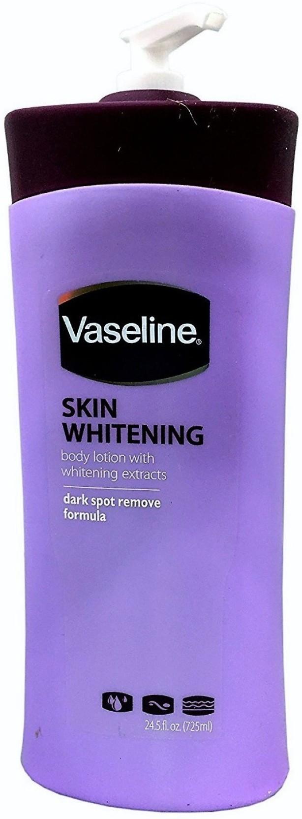 Vaseline Skin Whitening & Dark Spot Removal Body Lotion (Made in USA