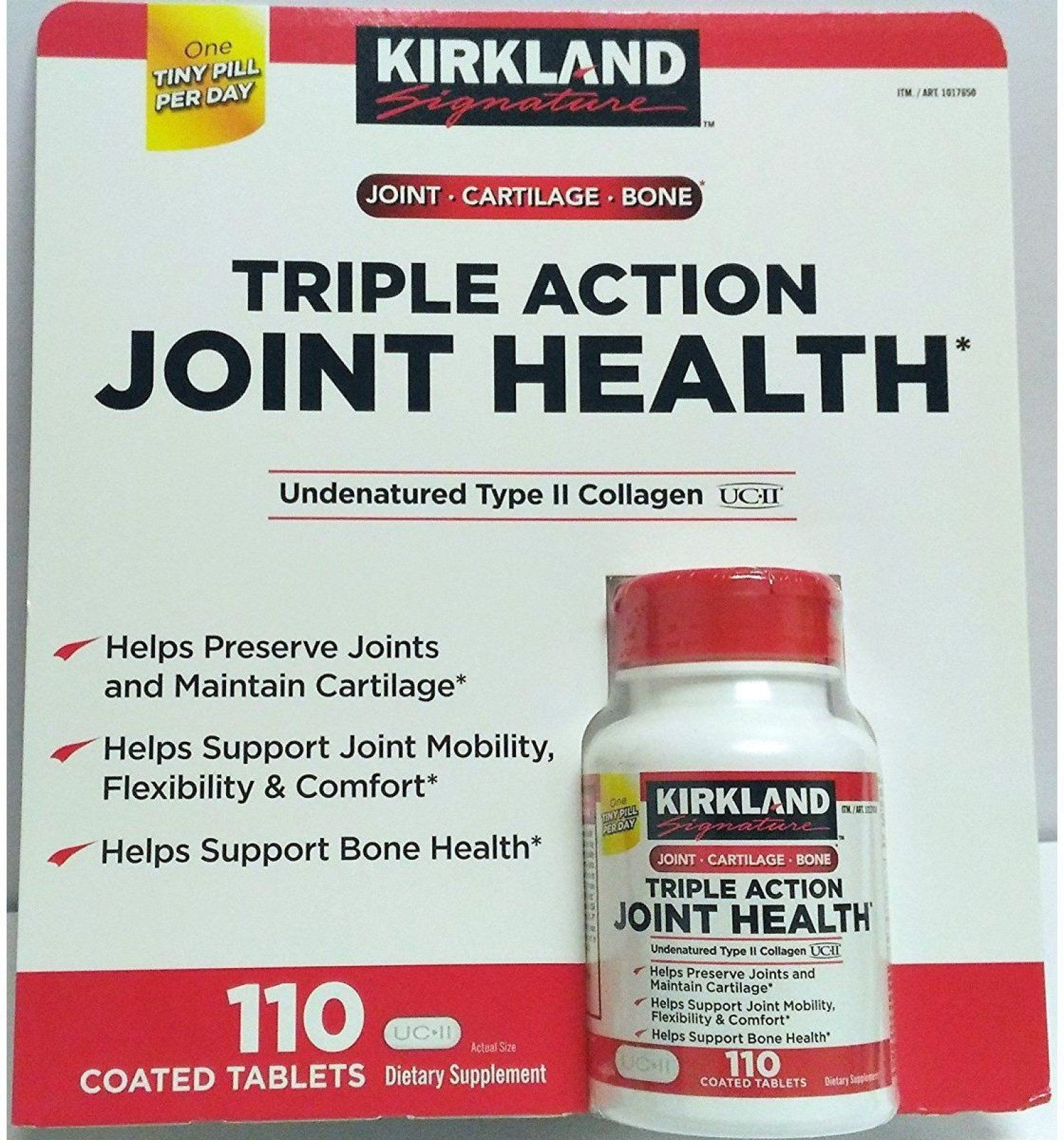 Kirkland Signature New Triple Action Joint Health Price In India Extra Strength Glucosamine Hci 1500mg With Msm Add To Cart