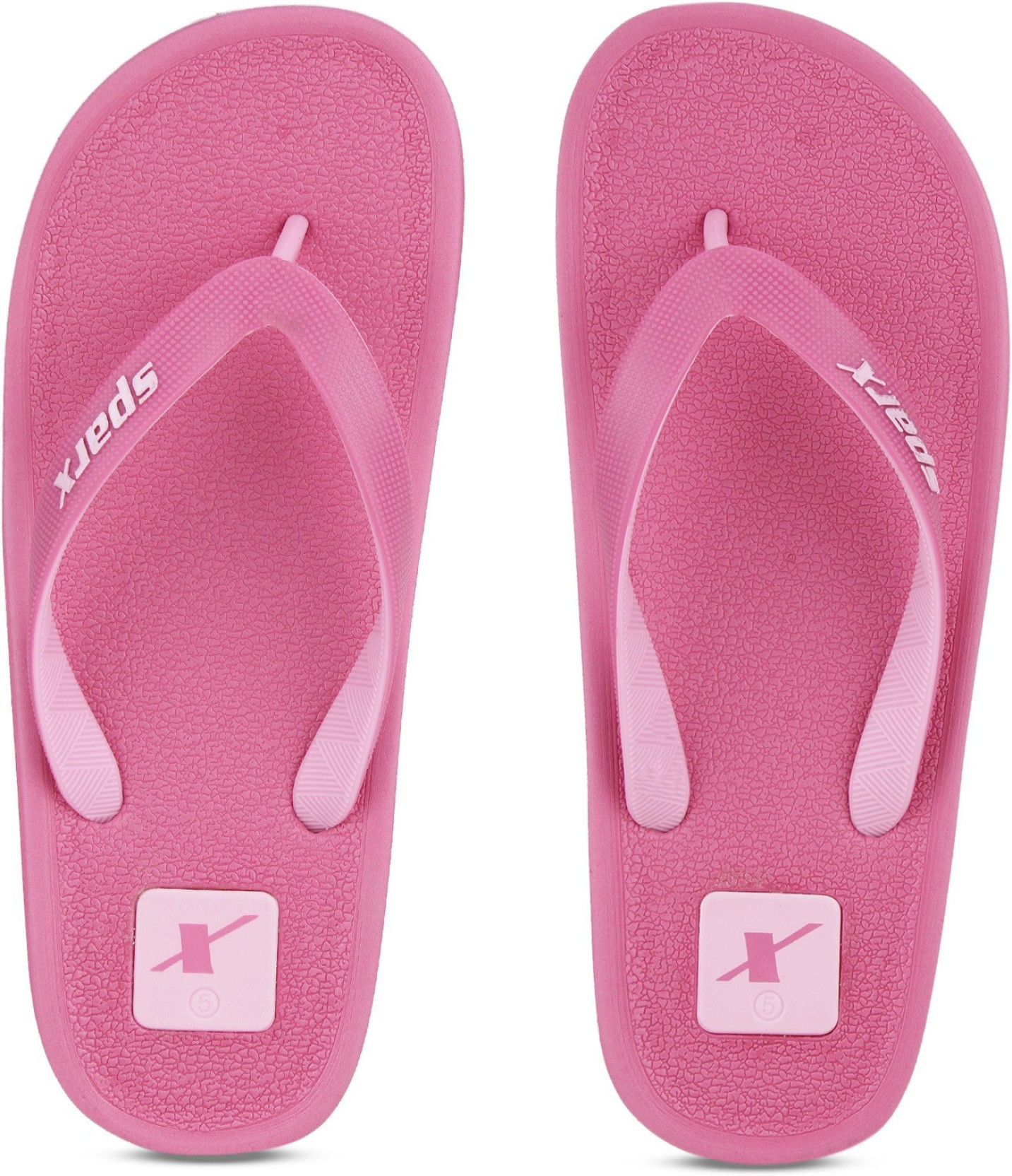 19fec1177f7f Sparx Women Slippers - Buy Pink Color Sparx Women Slippers Online at ...