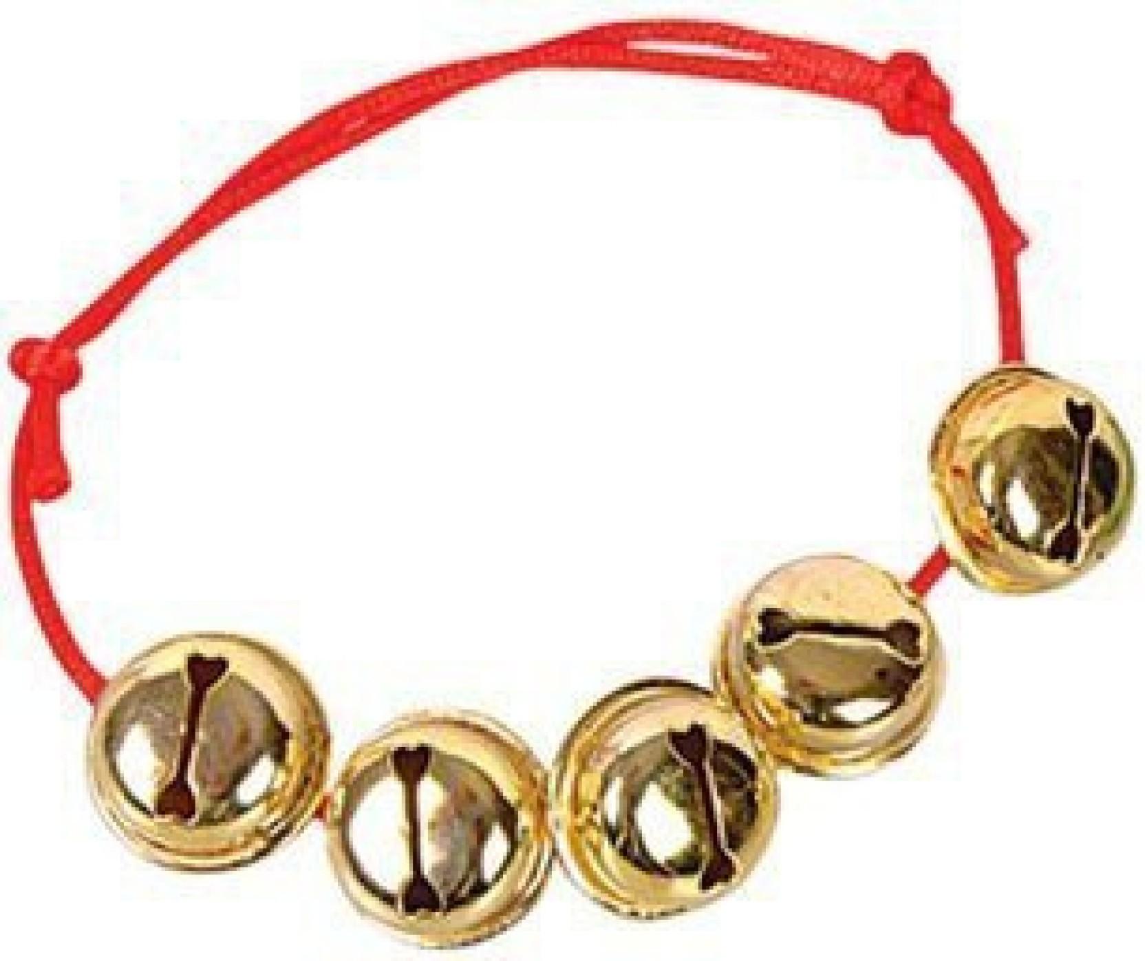 Generic Jingle Bell Bracelet - Christmas Bracelets With