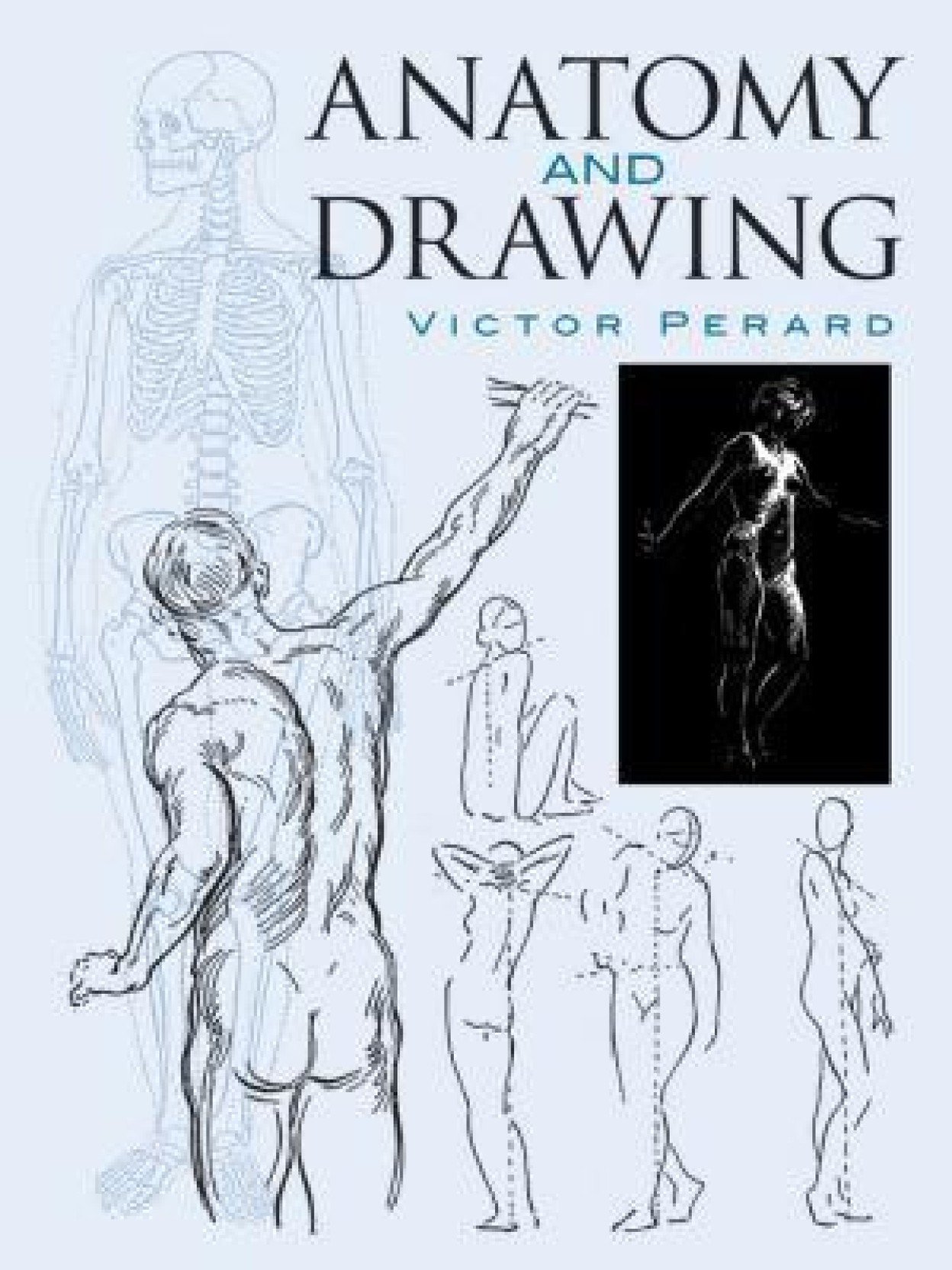 Anatomy And Drawing Buy Anatomy And Drawing By Perard Victor Perard