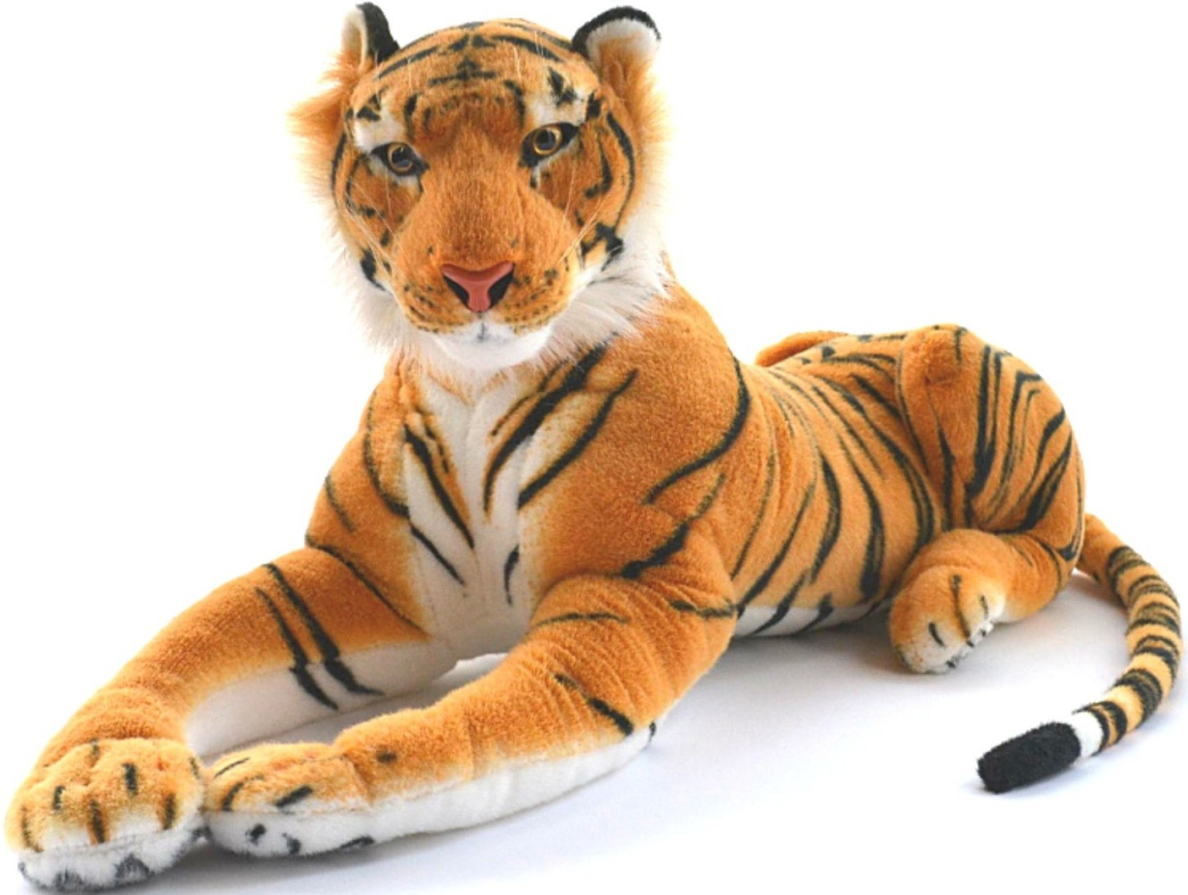 49f01a5cb85b COST TO COST Real Tiger - 32 cm - Real Tiger . Buy Tiger toys in ...