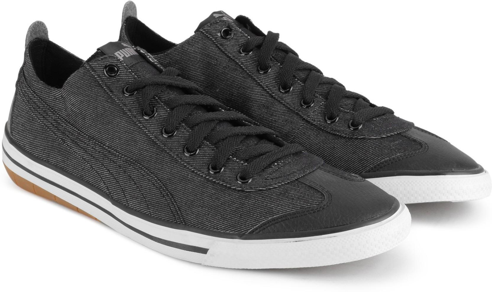 4ff9cc370749 Puma 917 FUN Denim IDP Sneakers For Men - Buy Black-Black Color Puma ...