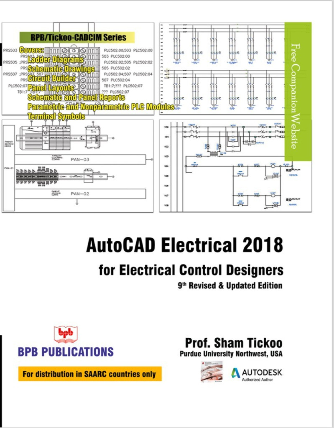 Autocad Electrical 2018 For Control Designers Buy Schematic Symbols Q Add To Cart