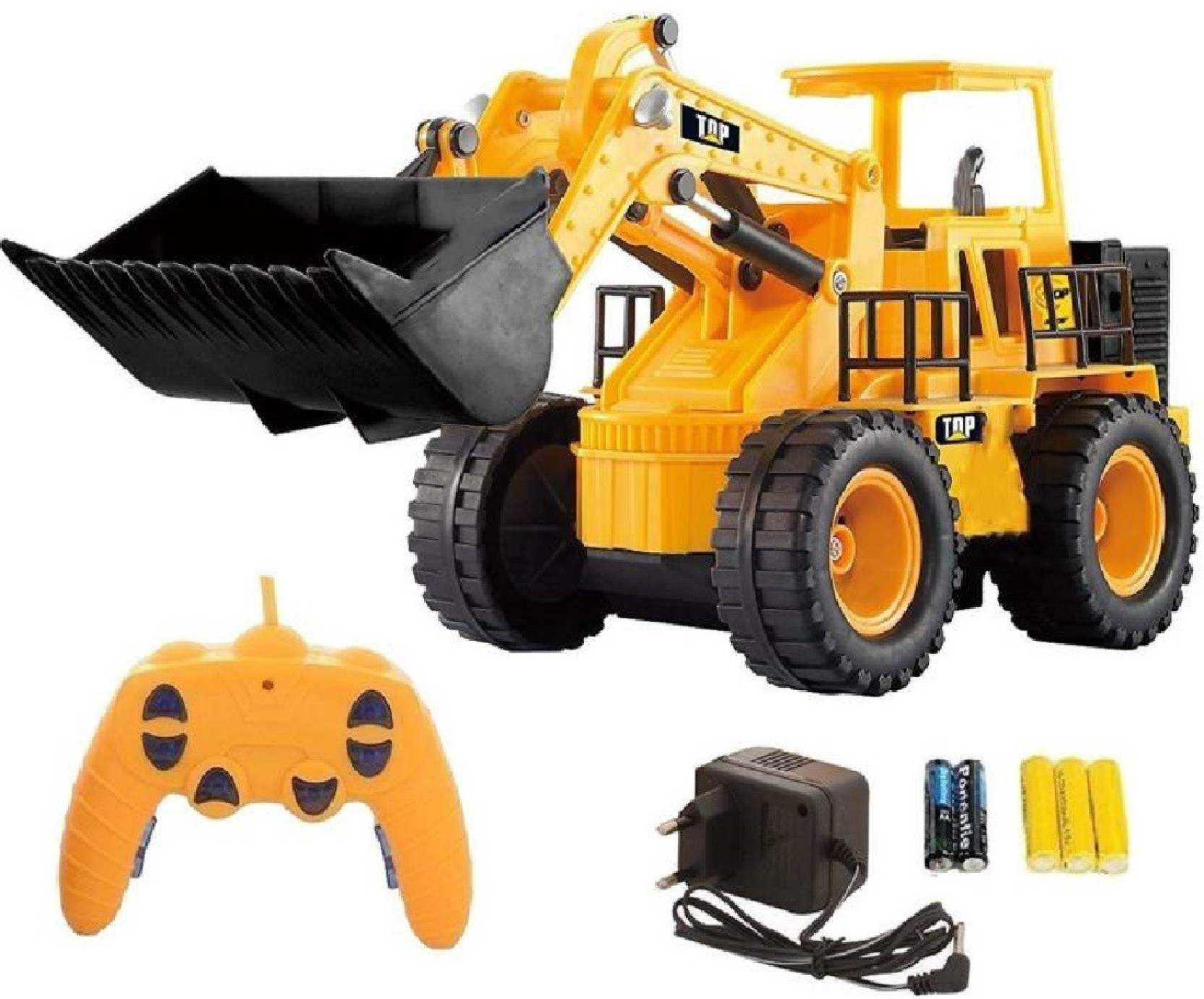 M Alive Wireless Remote Control Rechargeable Jcb Truck 5 Channel For Dump Off Road Music 14 Cm Add To Cart