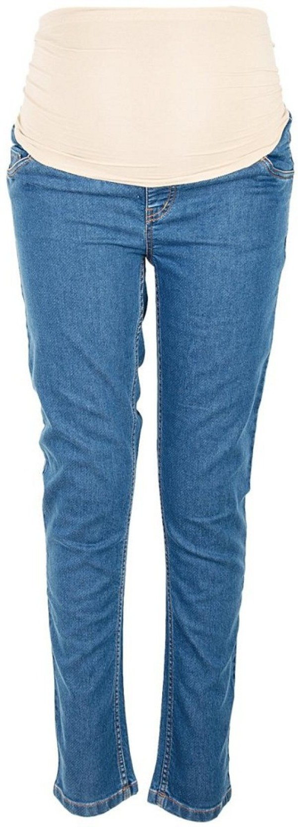 578f8d27b36c5 Kriti Western Maternity Regular Women's Blue Jeans - Buy Blue Kriti ...
