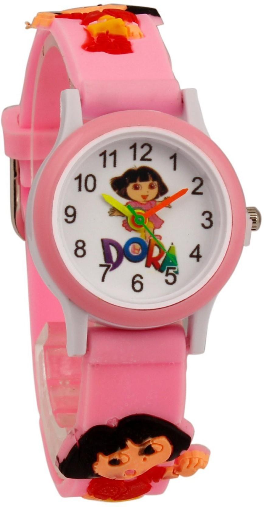 Zest4Kids Cute Dora Kids Watch - For Girls - Buy Zest4Kids Cute Dora ...