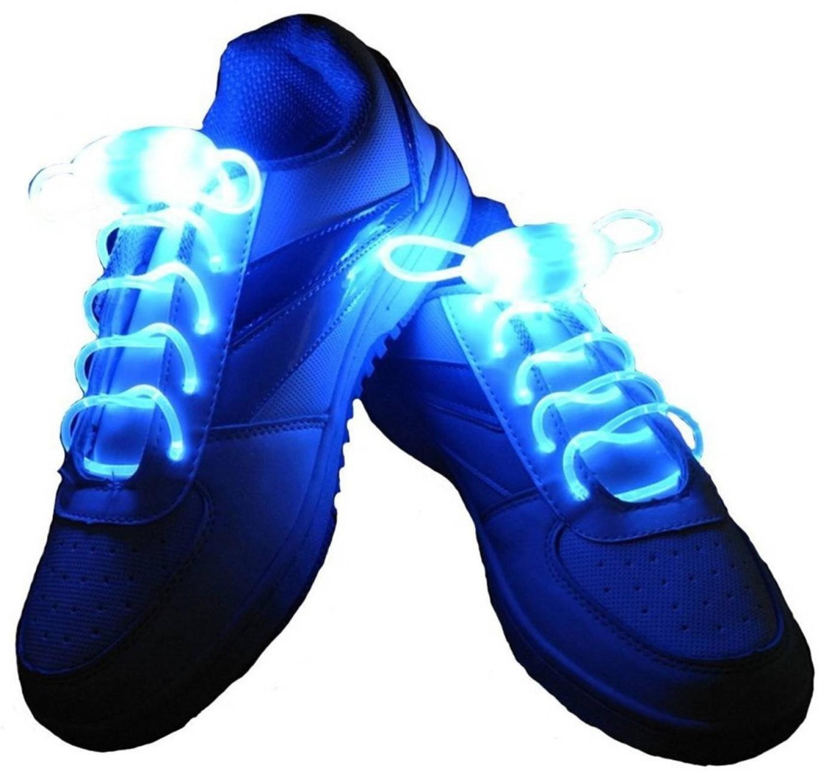 quality design no sale tax performance sportswear Trendzino ® LED Shoelaces, Multi-Color Light Up Shoe Laces Shoe ...