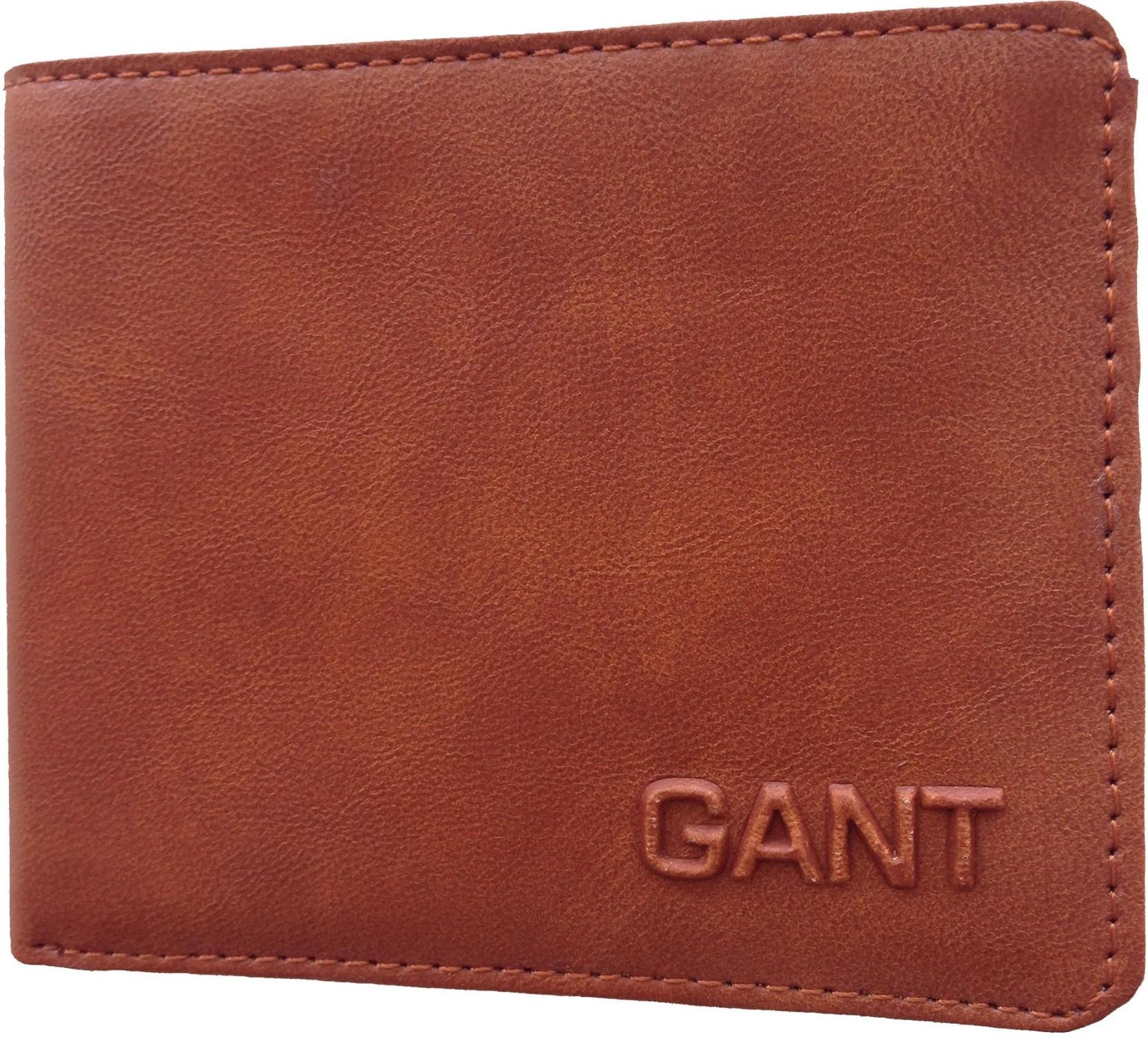 Gant Wallet Gant Men/'s Gift Boxed Leather Wallet Black