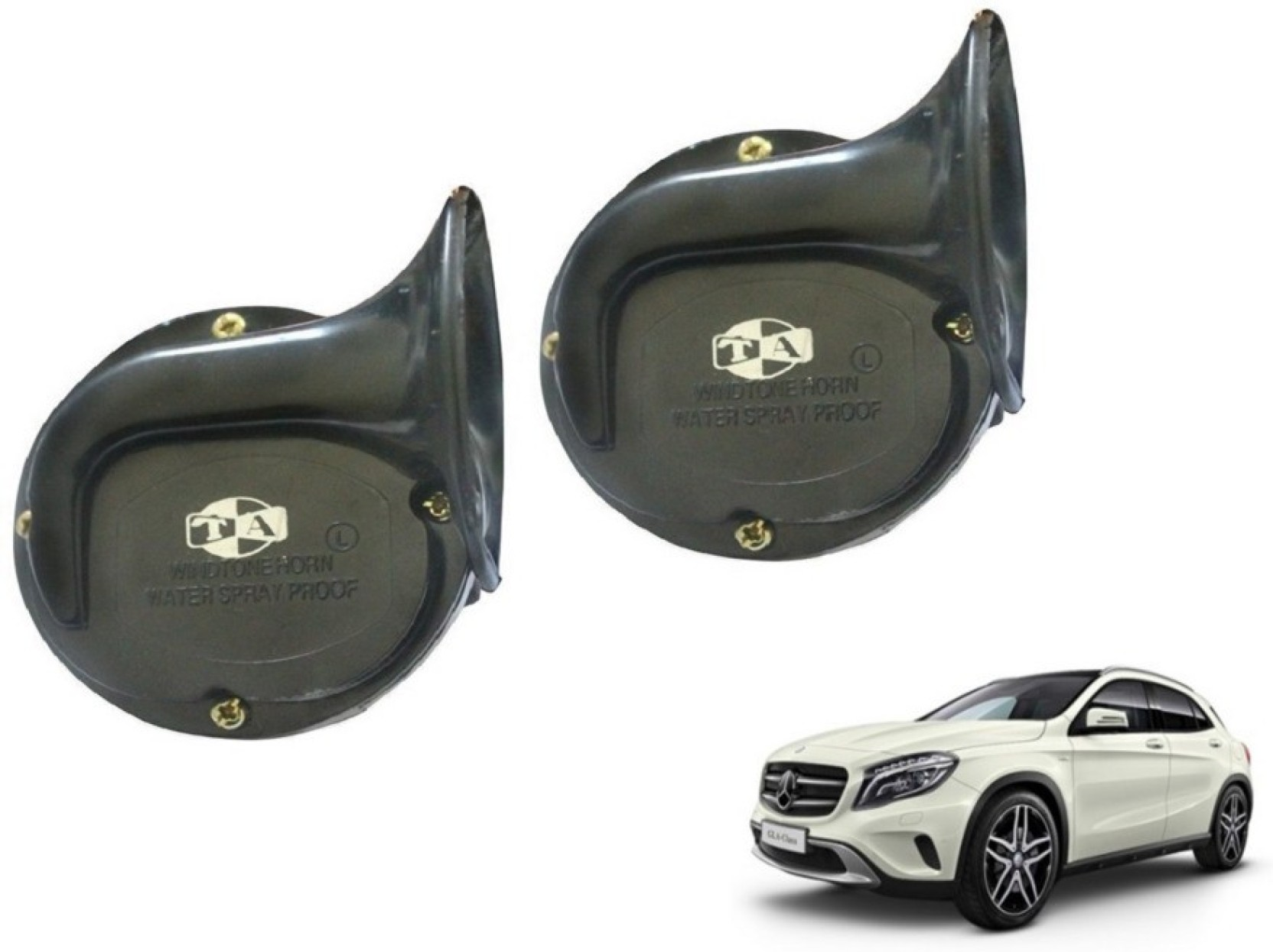 Mockhe Horn For Mercedes Benz Gla Class Price In India Buy Add To Cart