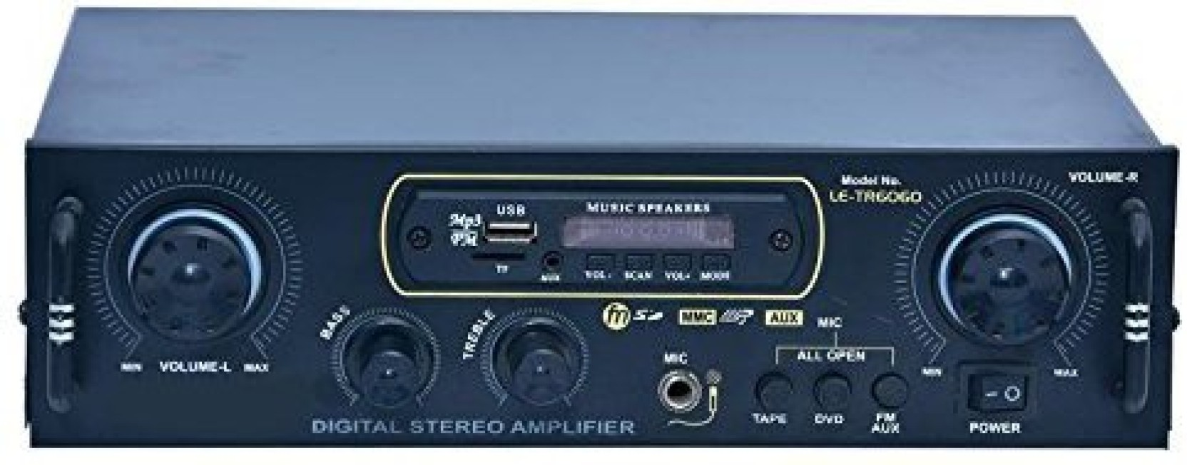 Buy Barry John Amplifier With Usb Aux Mmc Fm Power Transistor Best Mp3 And Radio Pink Compare