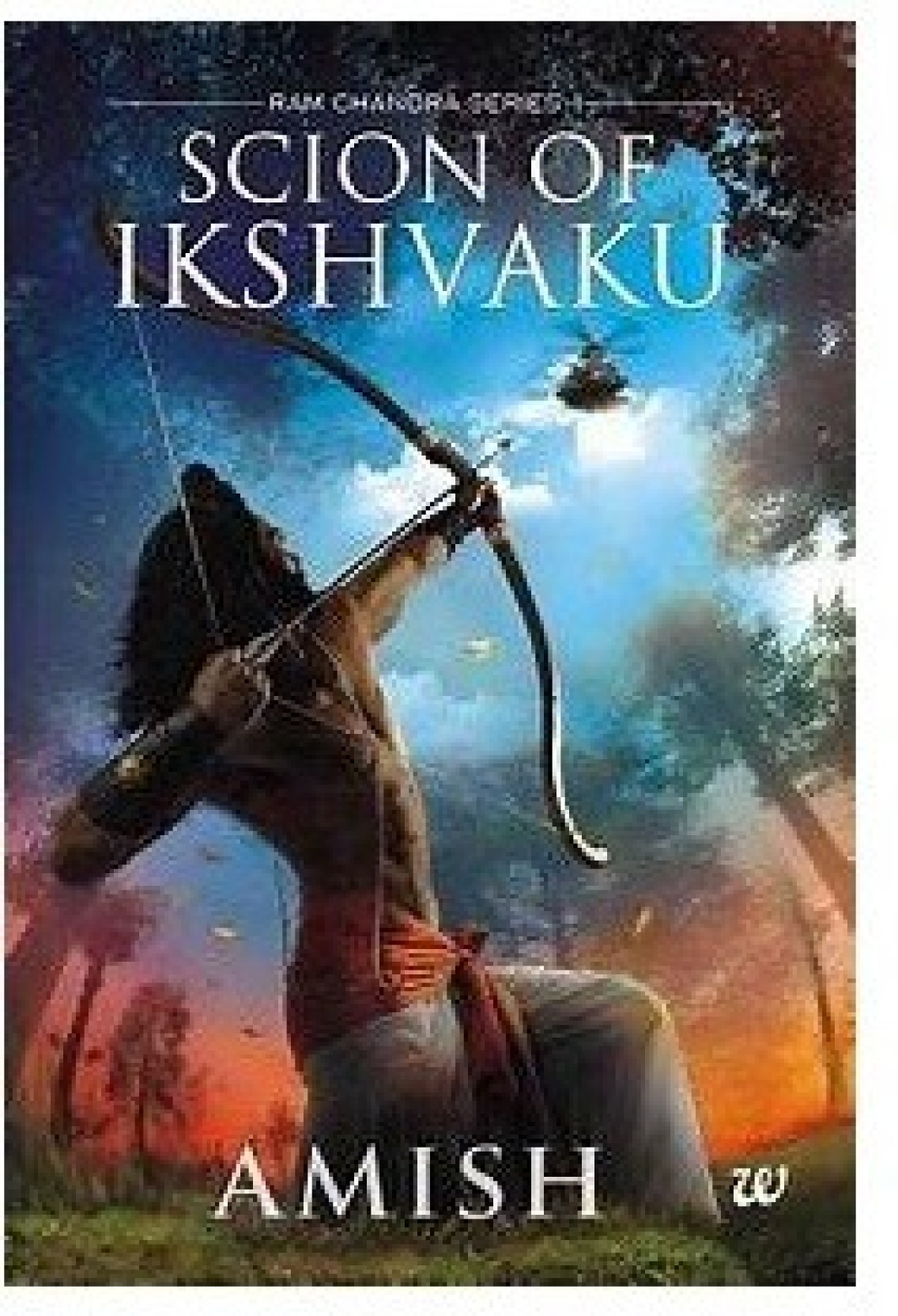 Scion Of Ikshvaku Full Book