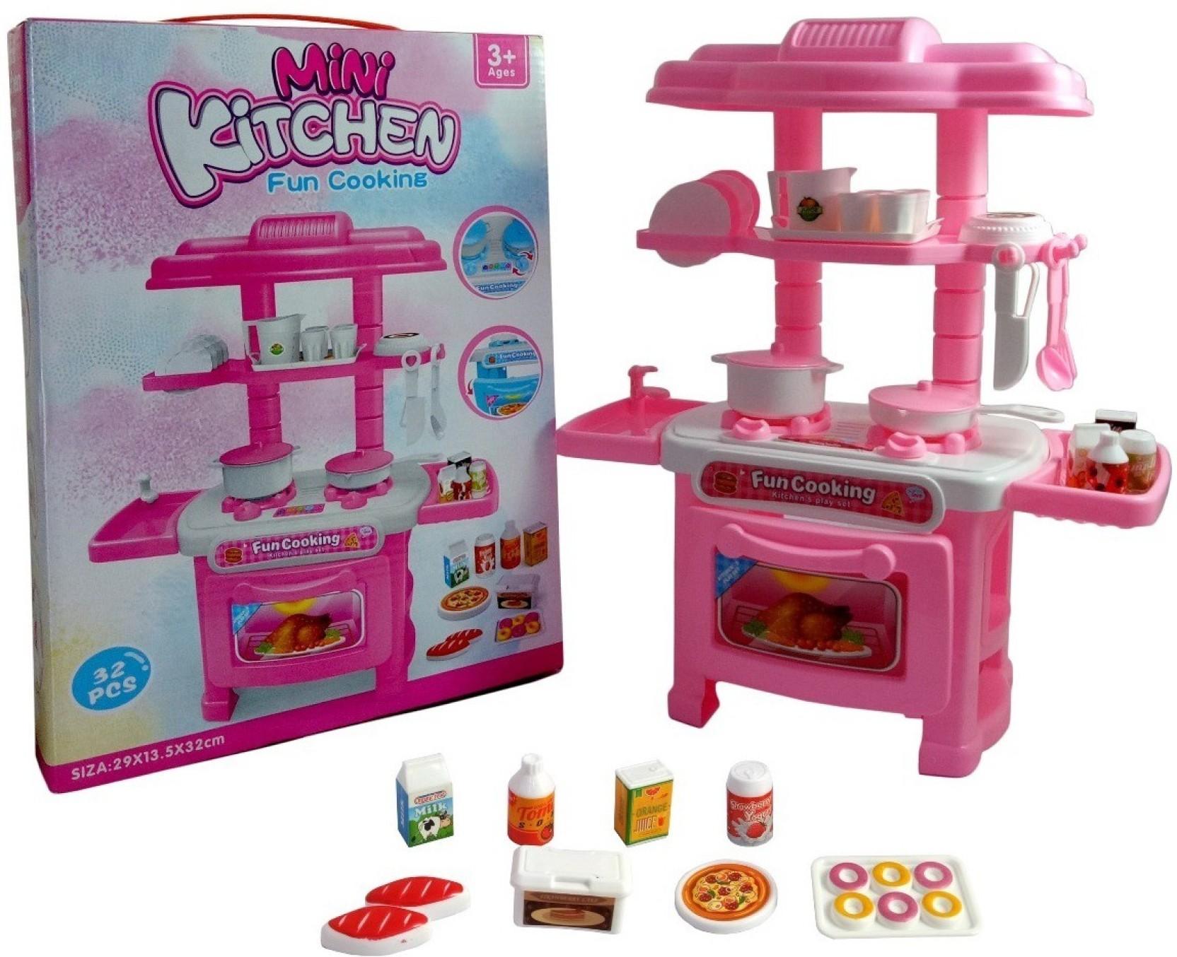 Toysbuggy mini kitchen set with light sound add to cart