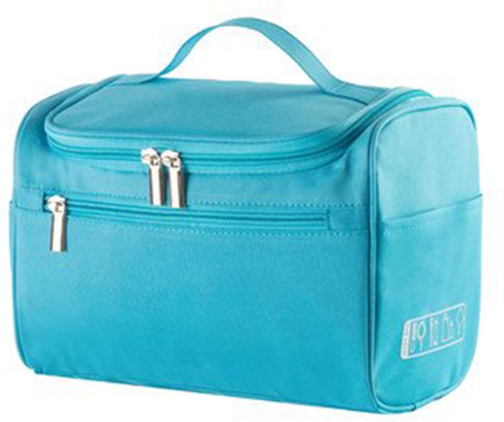 Insasta Travel Cosmetic Makeup Toiletry Case Wash Organizer Storage Pouch  Toiletry Bag Travel Organizer Toiletry Kit Travel Bag Travel Toiletry Bag  ... 1508ff38adb6c
