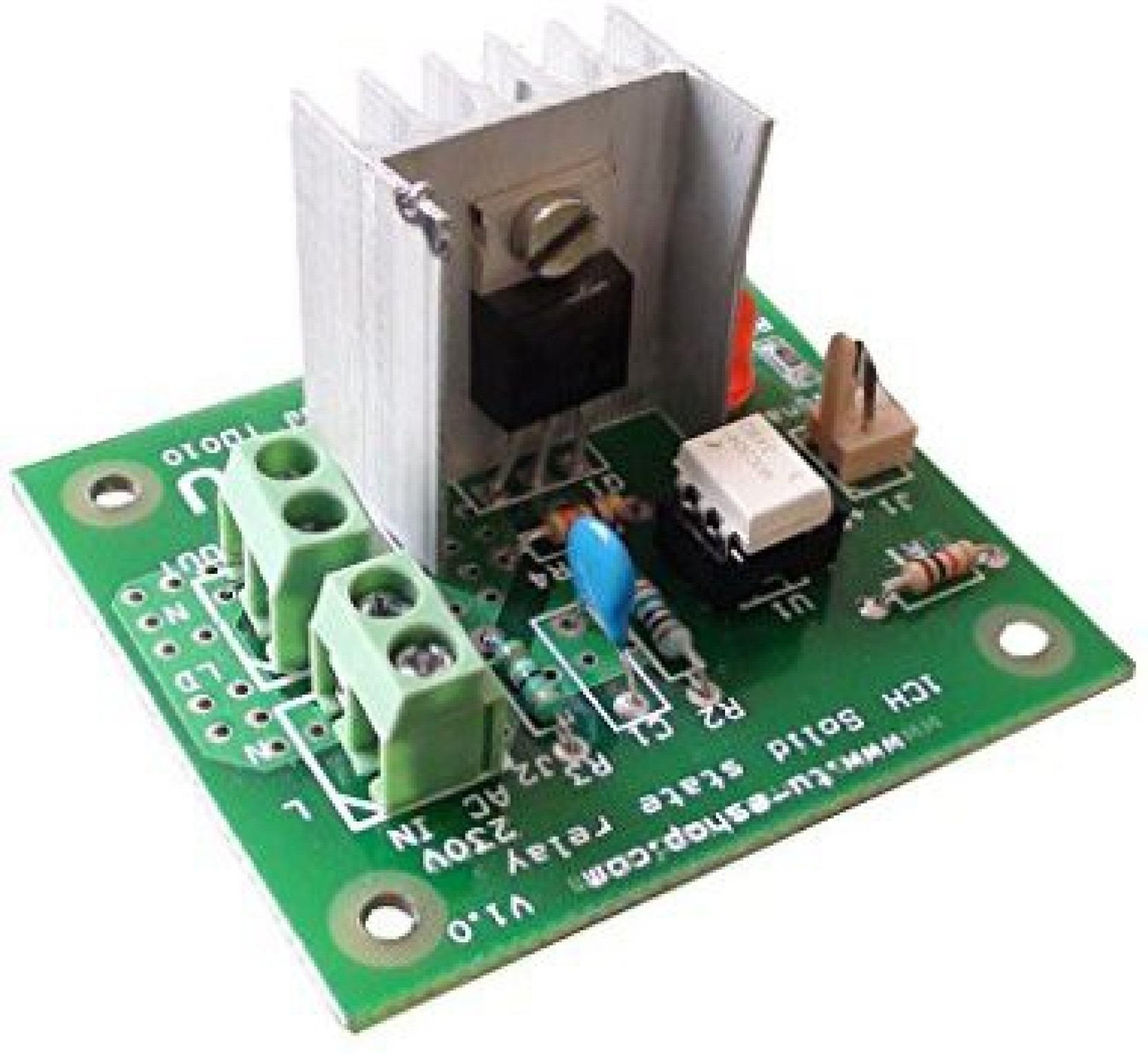 Generic Technology Uncorked 1 Channel Solid State Relay Kit Price In Dcsolidstaterelays Relaycontrol Controlcircuit Circuit On Offer