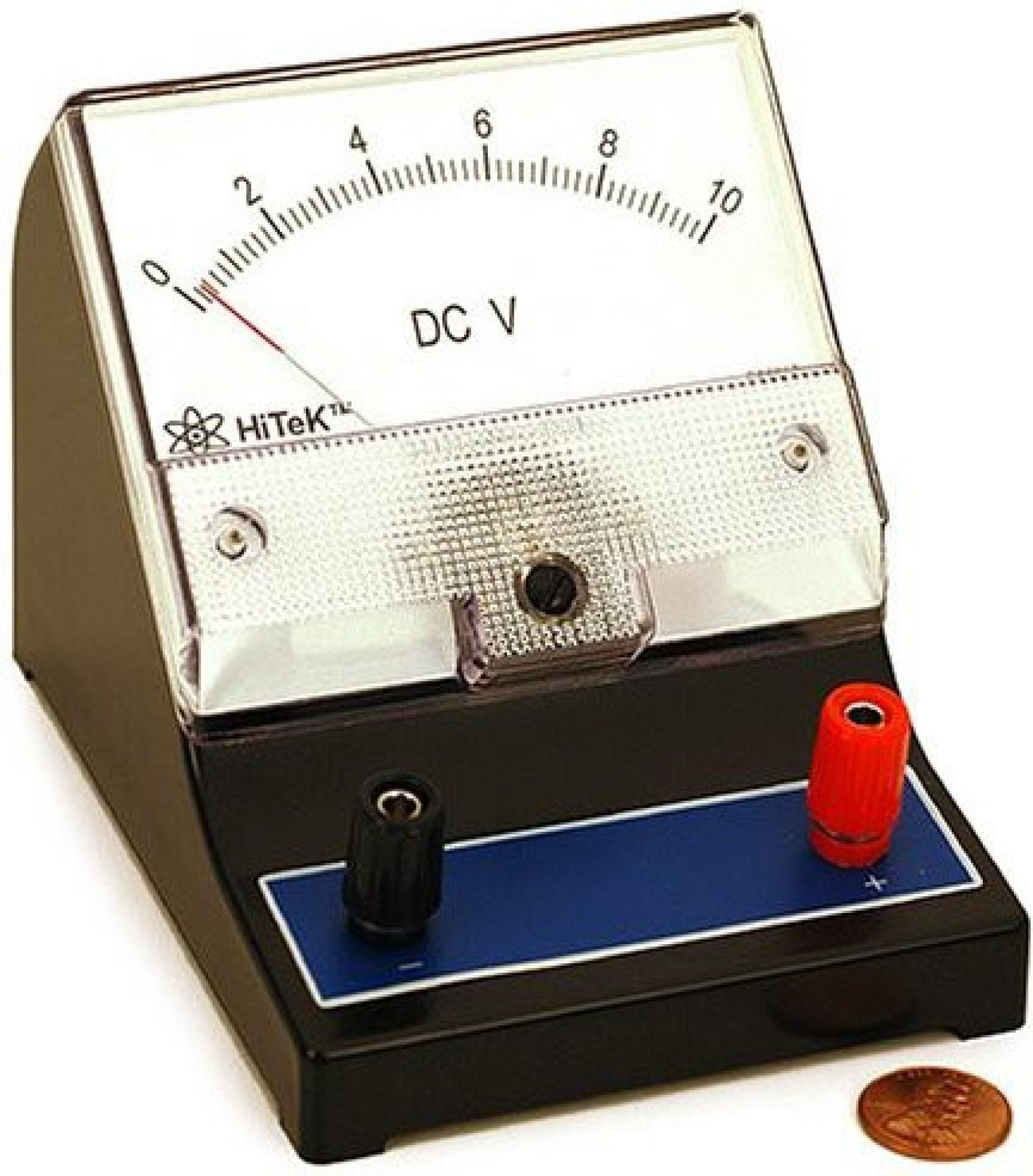 Generic Dc Voltmeter 0 10v Price In India Buy Voltmeters On Offer
