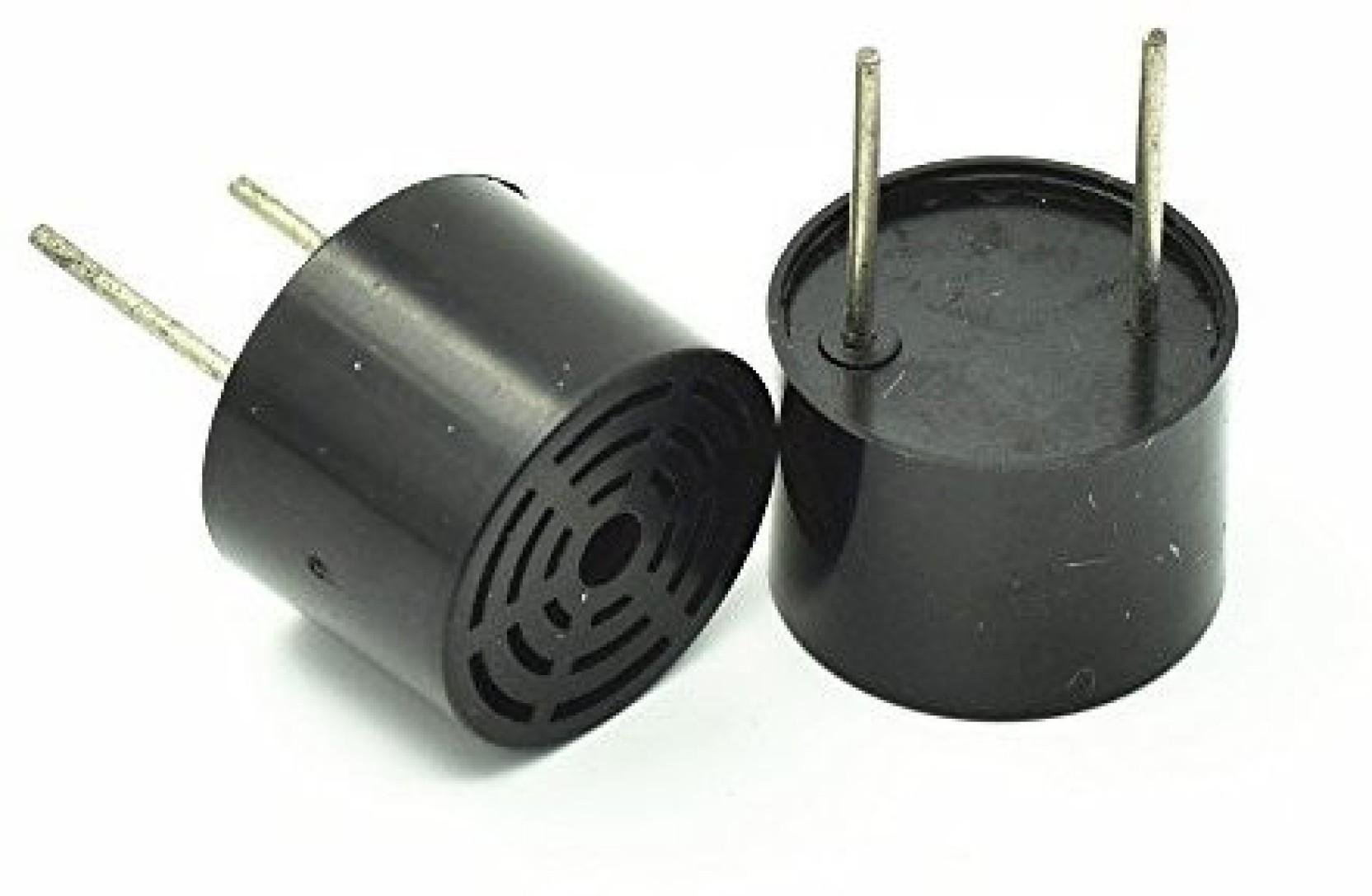 Generic Manorshi Electronics Component Plastic 16mm 40khz Ultrasonic Transmitter Circuit Sensor 100pcs On Offer