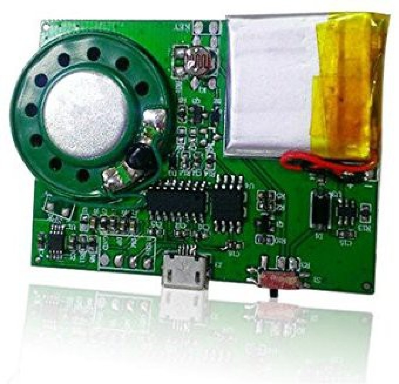 Generic Greeting Card Sound Module Activated By Light Sensor Price