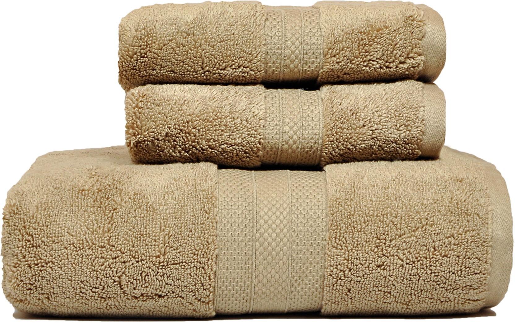 Casa Lino Cotton 650 GSM Bath, Hand Towel Set - Buy Casa Lino Cotton ...