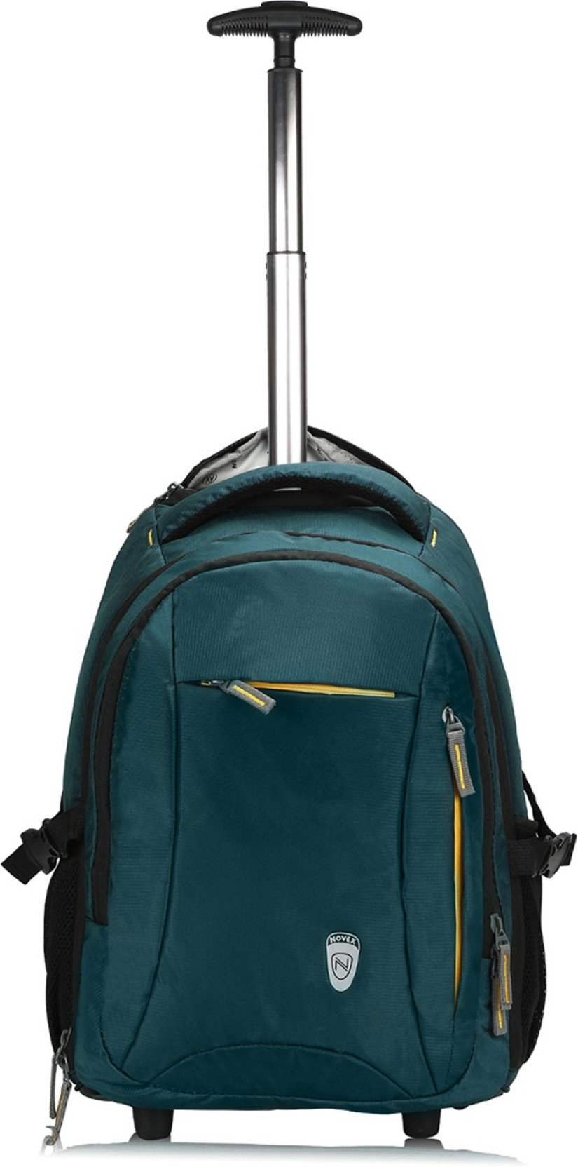 87fe1d951d29 Novex 15.6 inch Trolley Laptop Strolley Bag Green - Price in India ...