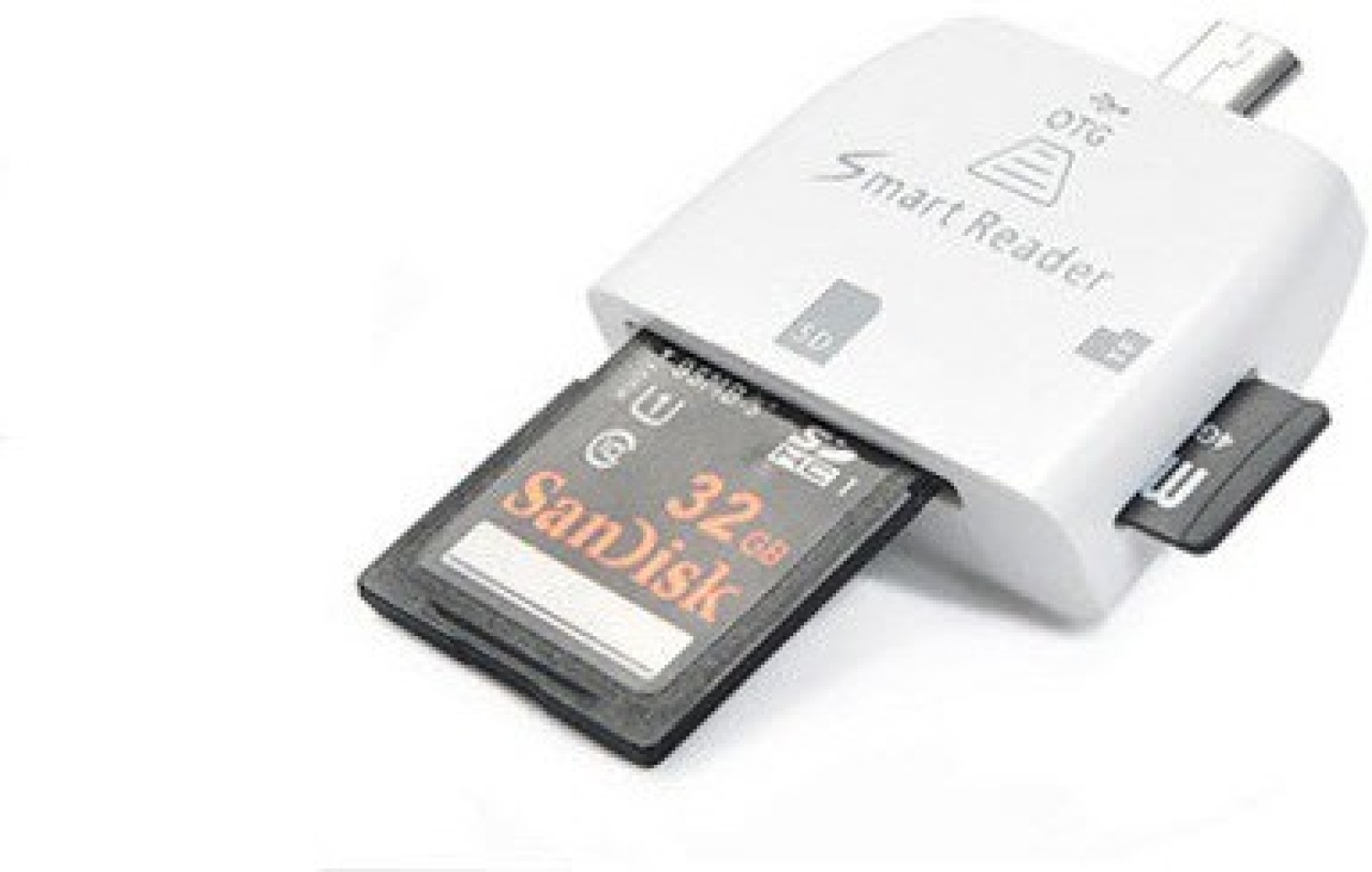 Bb4 Micro Usb Tf Sd Otg Smart Card Reader Price In India Buy Connection Kit Sdhc On Offer