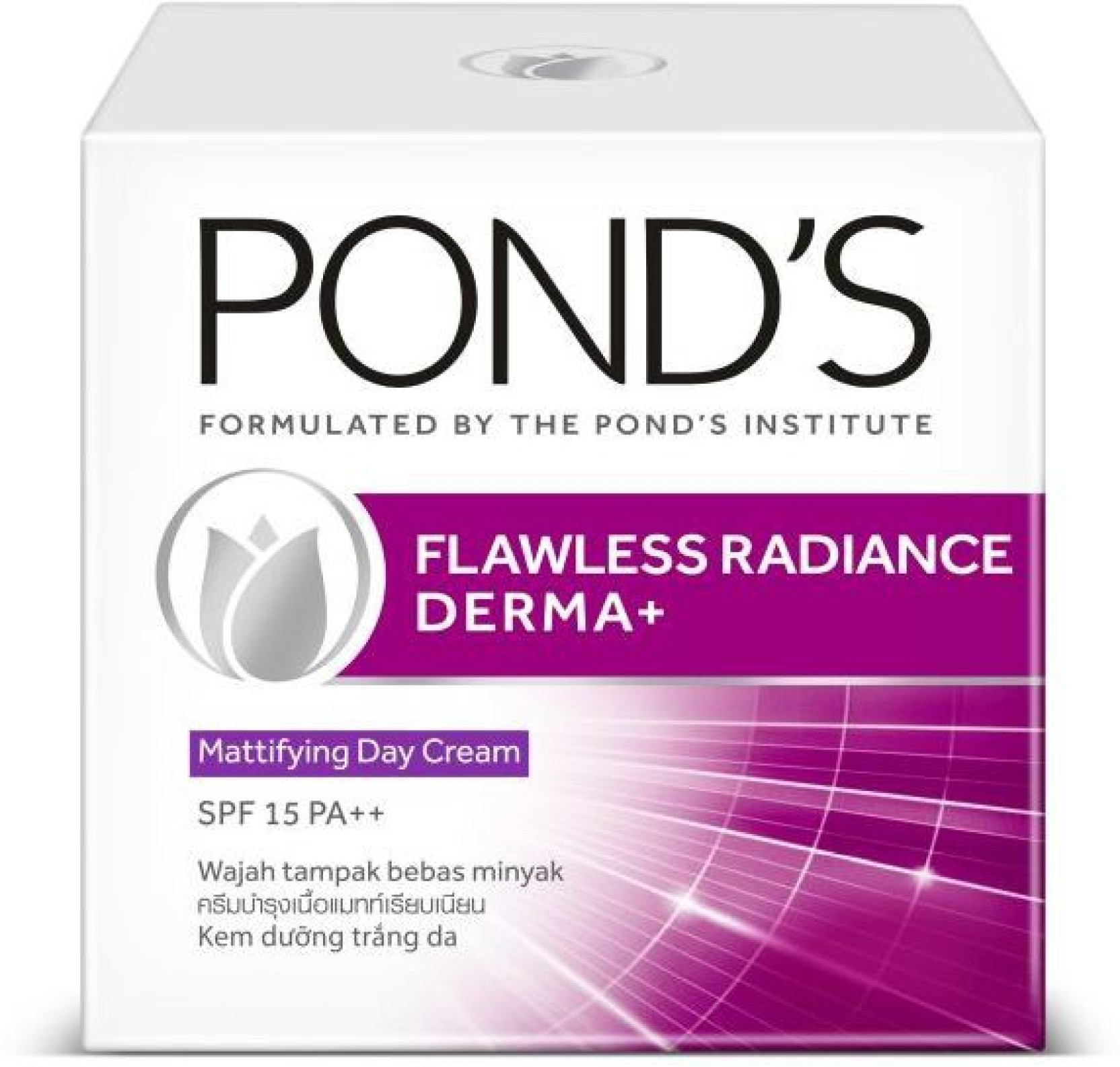 Ponds Flawless Radiance Derma Mattifying Day Cream Price In India Daily Moist 50g Add To Cart