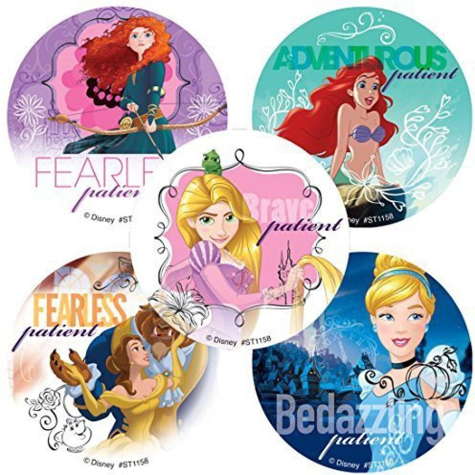 60 Disney Princess Sofia the First Mini Dot Stickers Party Favors Rewards