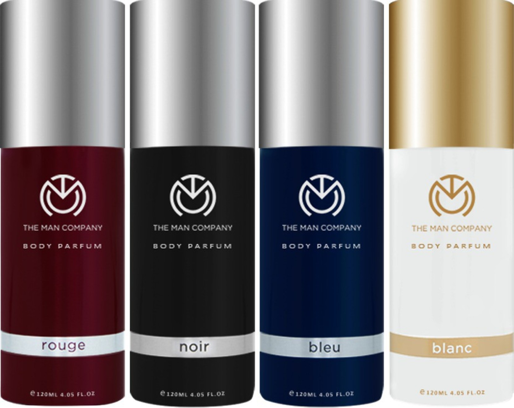 The Man Company Combo For Multifaceted Deodorant Spray Men Bri Yardley London Edt 125 Ml On Offer