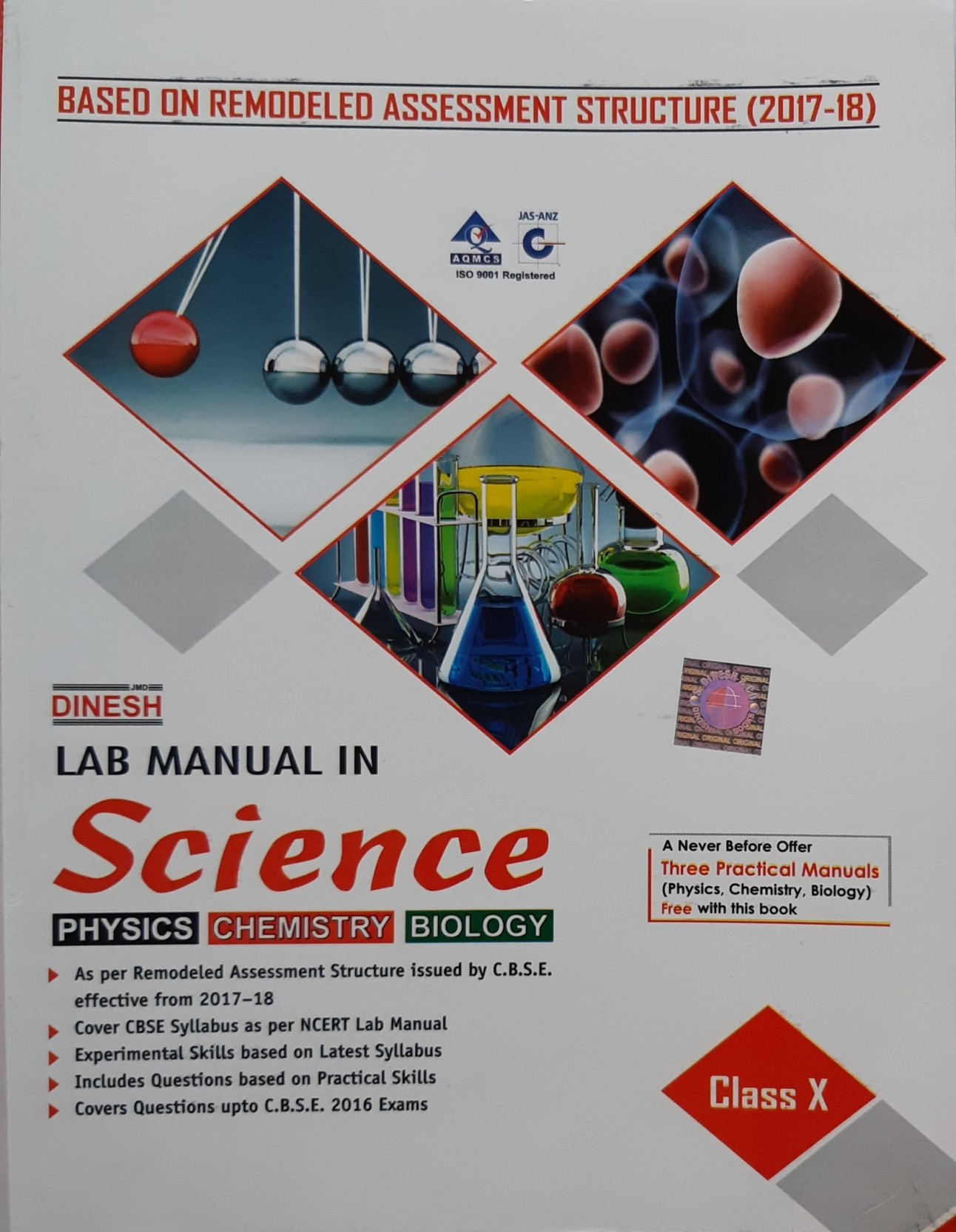 ... Science class 10 ( Three Practical Manuals (Physics, Chemistry,  Biology. Home