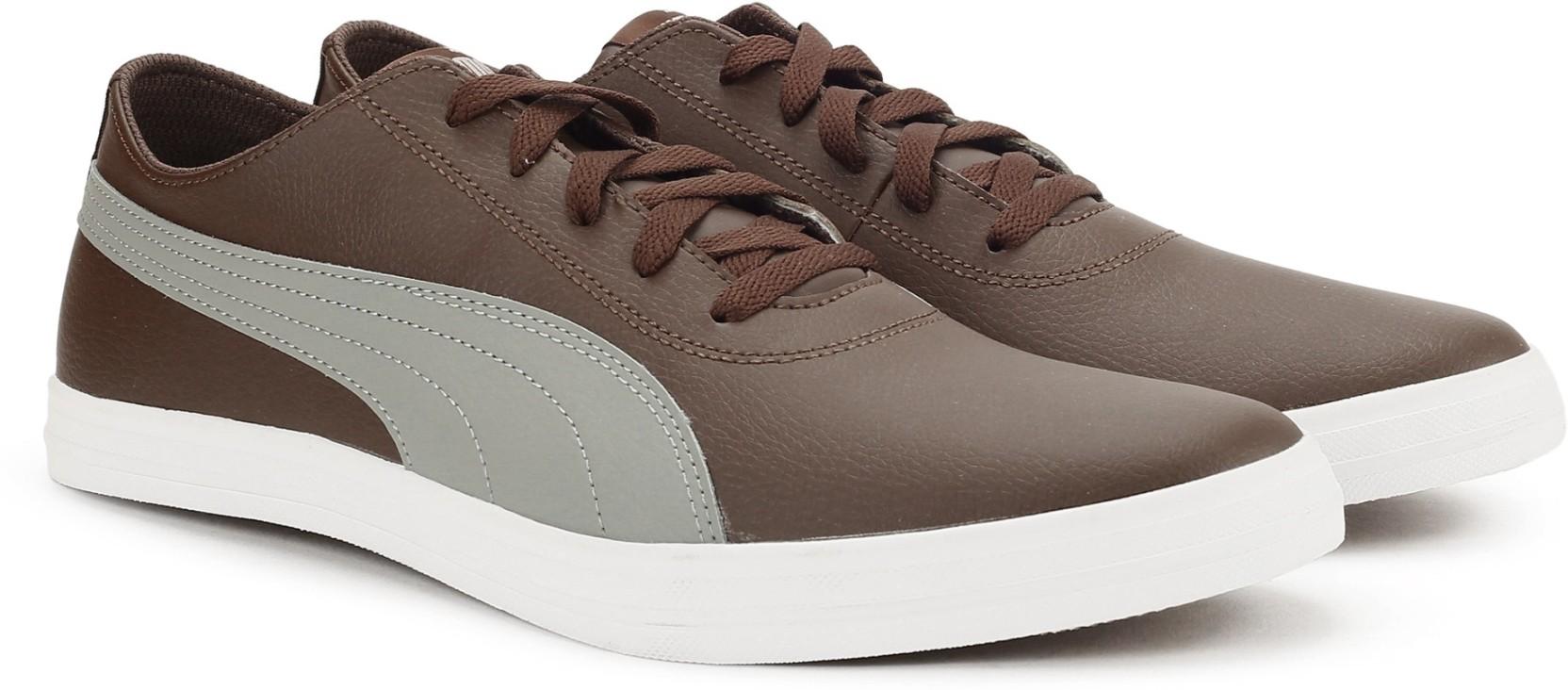 99eb02037989f5 Puma Urban SL IDP Sneakers For Men - Buy Chestnut-Rock Ridge Color ...