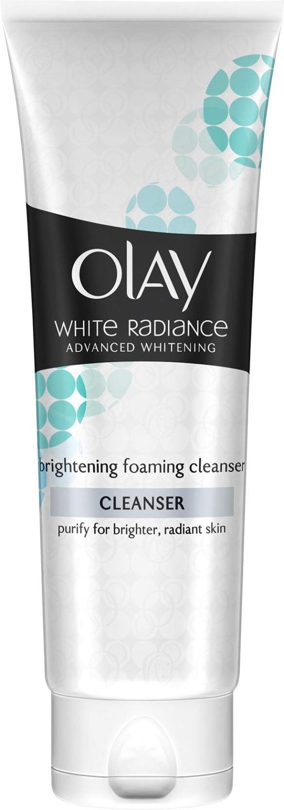 Olay White Radiance Advanced Whitening Brightening Foaming Cleanser. Home
