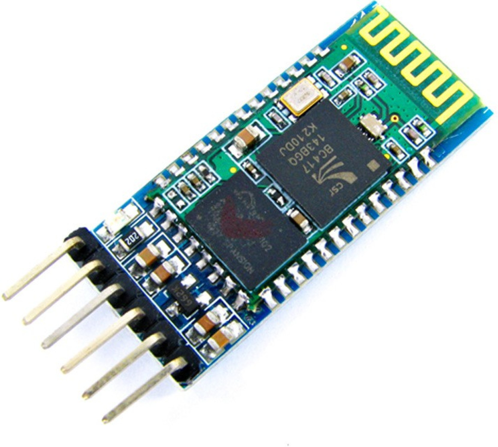 Rees52 Bluetooth Transceiver Module With Ttl Outputs Hc05 Remote Controlled Toy Car Circuit Add To Cart